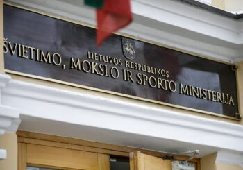 MINISTERIJOS INFORMACIJA